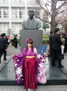才木玲佳卒業2