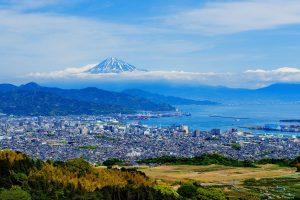 日本平風景