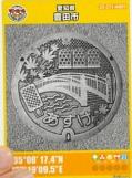 豊田市マンホールカード