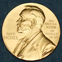 ノーベル賞メダル表