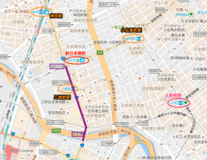 日本橋〜室町3丁目リオ凱旋パレード