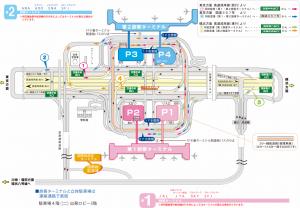 羽田空港国内線周辺ガイド