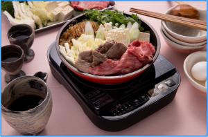 アイリスオーヤマ炊飯器IHヒーター鍋