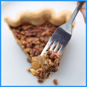 パイホールLA(SWEET)Salted pecan caramel pie