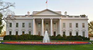 トランプ大統領ホワイトハウス