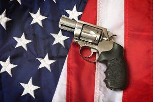 トランプ大統領銃規制反対