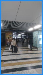 博多駅前道路陥没博多駅停電