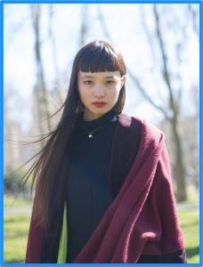 元看護師「萬波ユカ」モデル