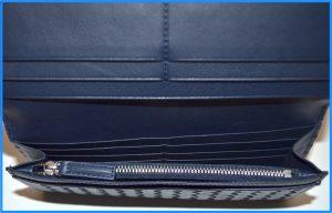 土屋鞄の長財布「ニッティング メッシュロングウォレット」の感想