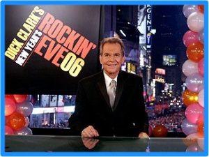 アメリカの大晦日番組Dick Clark's New Year's Rockin' Eve
